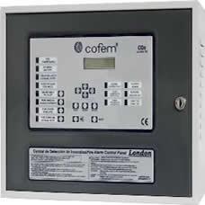 Cofem Yangın Alarm Paneli (LONDON CD48L)