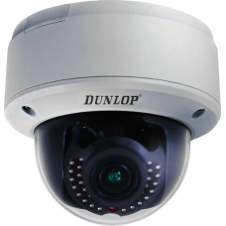 Dunlop 2 MP IP Smart  Dome Kamera (DP-22CD4124FWD-IZ)