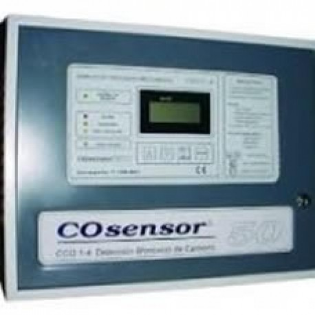 Karbonmonoksit Kontrol Paneli CCO422DVB
