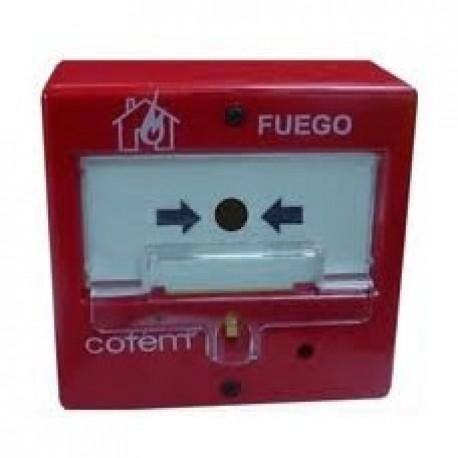 Cofem Resetlenebilir Yangın İhbar Butonu (PUCAR)