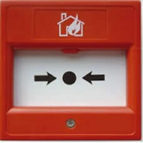 Resetlenebilir Yangın İhbar Butonu (PUCAY)