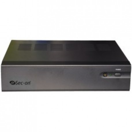 Sec-On 9 Kanal NVR (SC-2109-N)